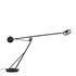 Aaro LED Table lamp - / Mobile arm by DCW éditions