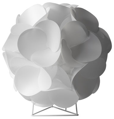 Radiolaire Tischleuchte Tischlampe - Designheure - Weiß