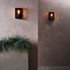 Homefield Wall light - / Glass & metal by Astro Lighting