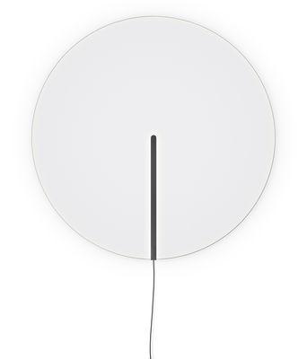 Guise Wandleuchte / Ø 92 cm - Vibia - Laqué graphite mat