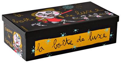 Déco - Pour les enfants - Boîte de Luxe - 100drine pour Sentou Edition - Graphisme 100drine - Fer laqué