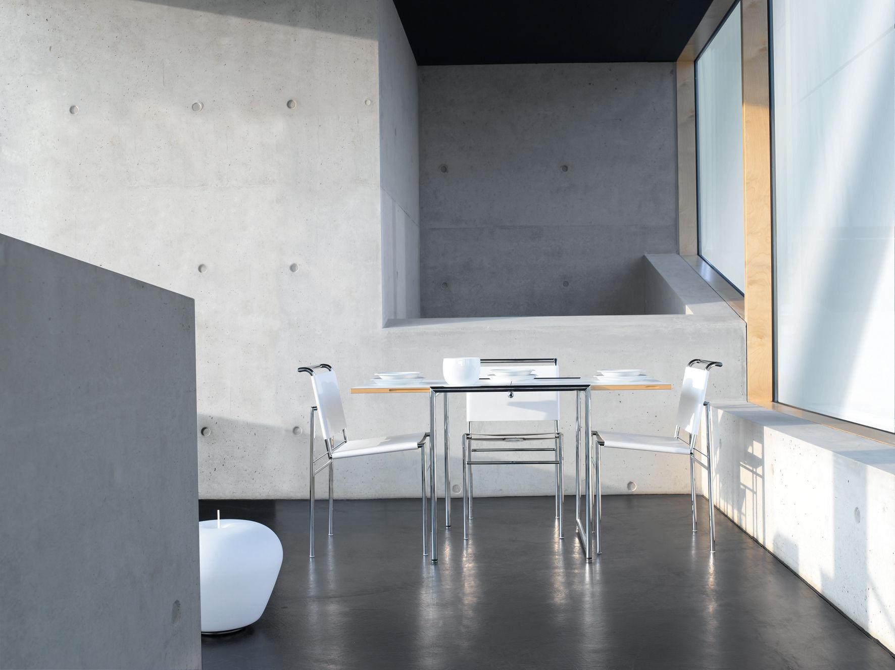 Bureau jean classicon blanc hêtre acier l l h