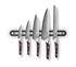 Nordic Kitchen Chef knife - / Damascus steel & Pakka wood by Eva Solo