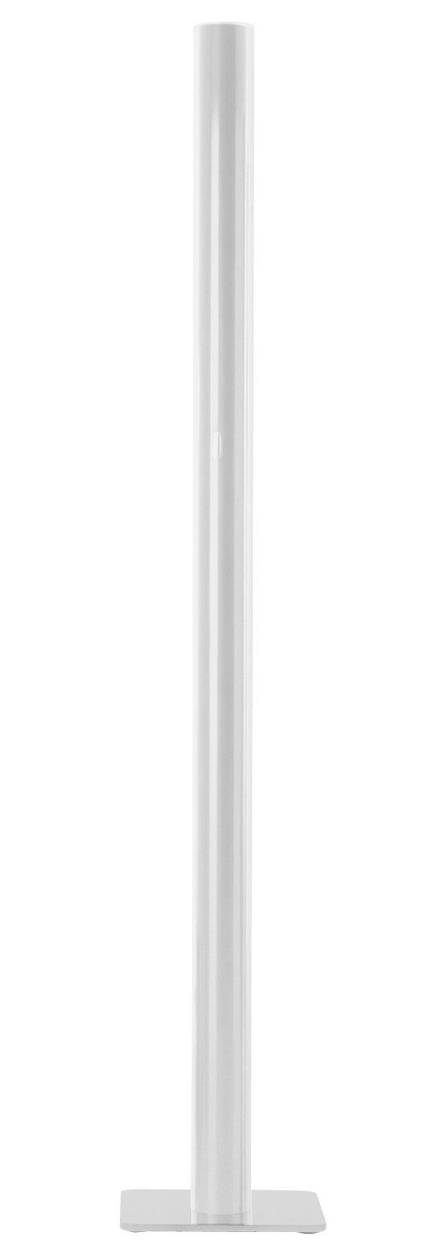 Luminaire - Lampadaires - Lampadaire Ilio LED / Bluetooth - H 175 cm - Artemide - Blanc - Acier peint, Aluminium peint