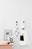 A4 Memo board - / L 21 x H 30 cm by Design Letters