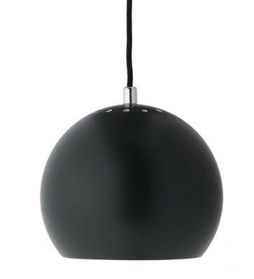 Leuchten - Pendelleuchten - Ball Small Pendelleuchte / Neuauflage des Originals aus dem Jahr 1969 - Frandsen - Tannengrün, matt - bemaltes Metall