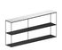 Slim Marbre Shelf - / L 180 x H 83 cm by Zeus
