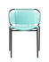 Cielo Stacking chair - / PVC threads by ames