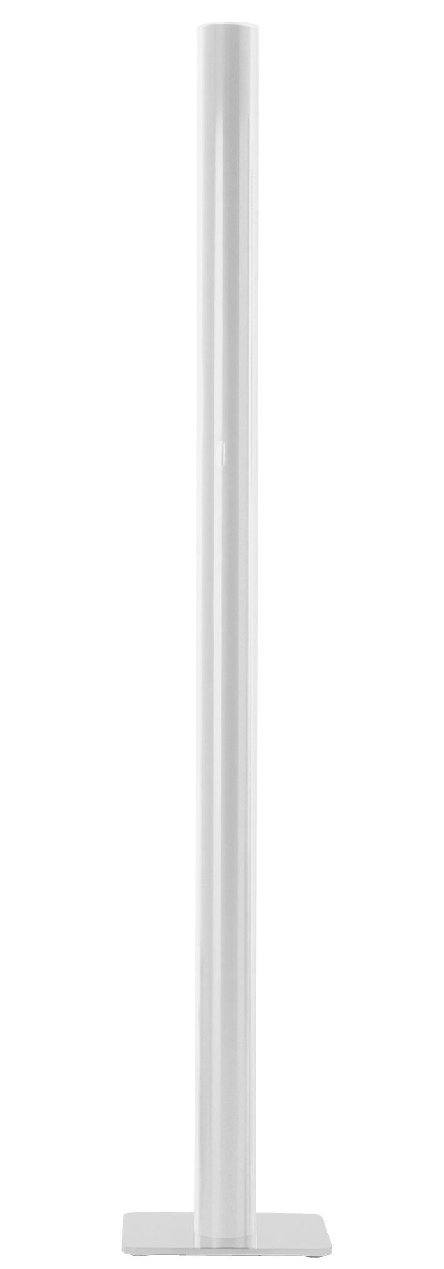 Leuchten - Stehleuchten - Ilio LED Stehleuchte / Bluetooth - H 175 cm - Artemide - Weiß - bemalter Stahl, bemaltes Aluminium