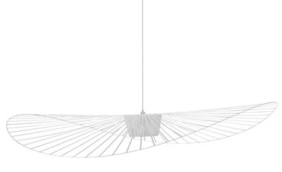 Luminaire - Suspensions - Suspension Vertigo Large / Ø 200 cm - Petite Friture - Blanc - Fibre de verre, Polyuréthane