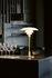 PH 3/2 Table lamp - / Glass & brass - 1927 by Louis Poulsen