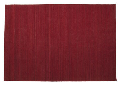 Natural Nomad Teppich aus afghanischer Wolle - 170 x 240 cm - Nanimarquina - Rot