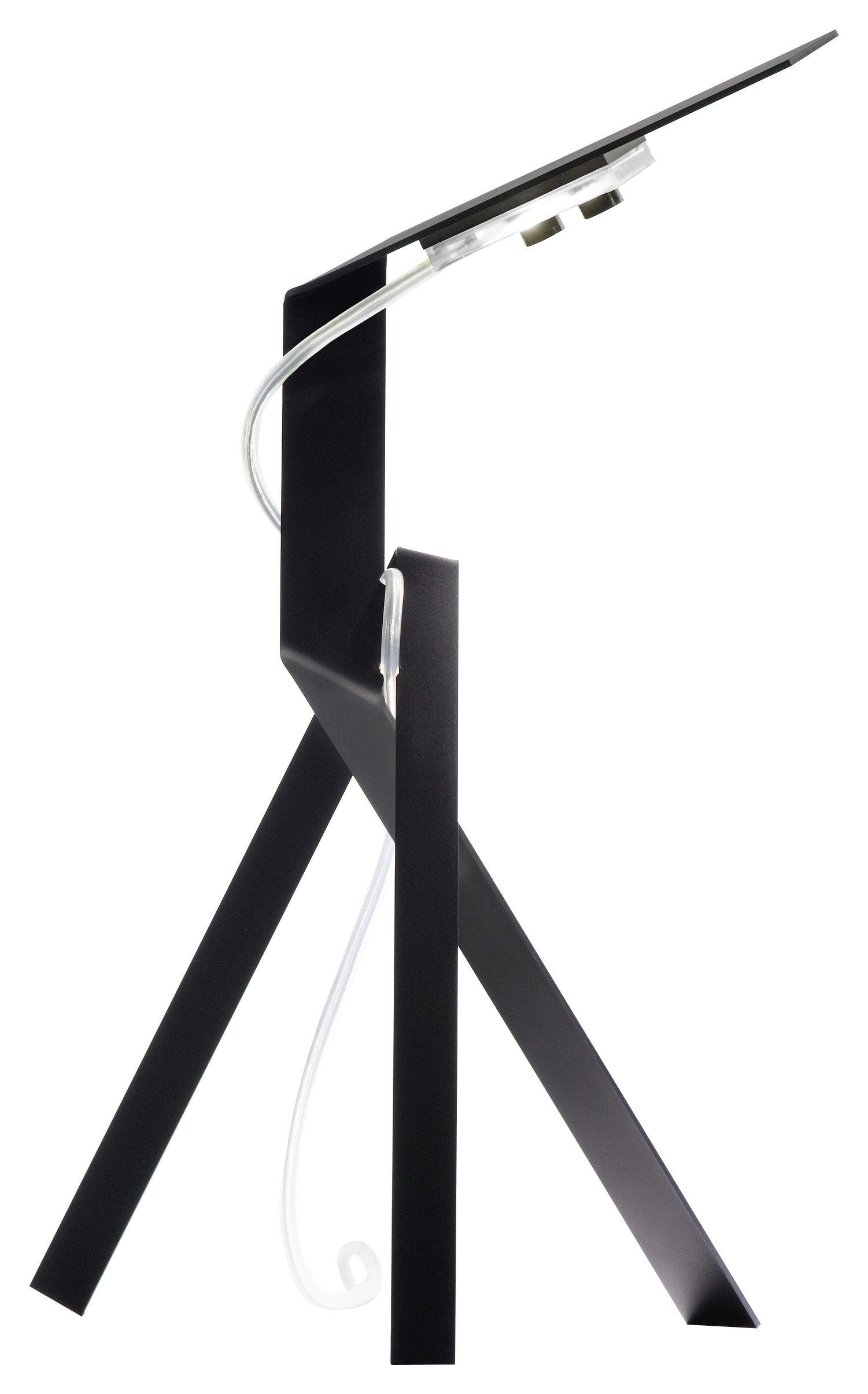 Leuchten - Tischleuchten - Jetzt Tischleuchte - Ingo Maurer - Schwarz - Aluminium