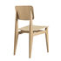 C-Chair Chair - / Plywood - 1947 reissue by Gubi