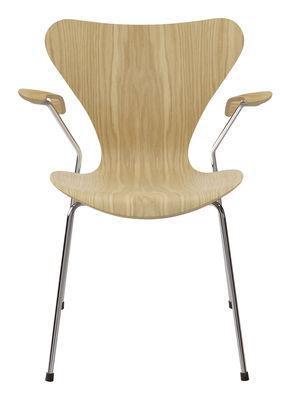 Chaise Série 7 Bois naturel - Fritz Hansen chêne en bois