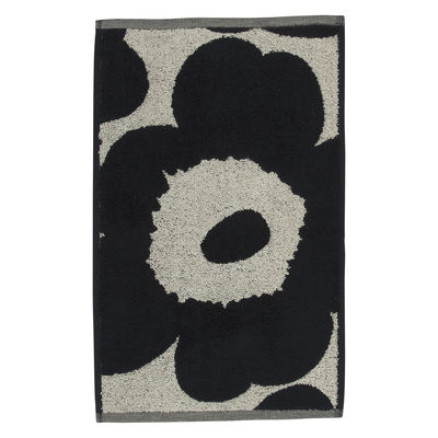 Marimekko Unikko Hand Towel Blue Made In Design Uk