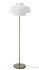 Lampadaire Copenhague SC14 / Ø 50 cm - H 150 cm - Verre - &tradition