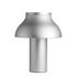 Lampe de table PC Large / H 50 cm - Aluminium - Hay