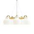 VL Ring Crown Pendant - / 5 lampshades - Ø 69 cm by Louis Poulsen