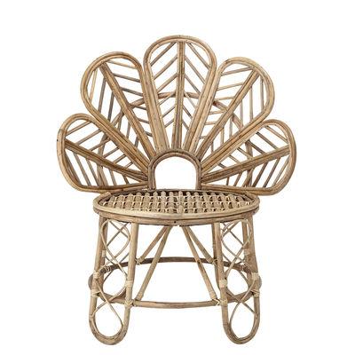 Arredamento - Poltrone design  - Poltrona Emmy - / Rattan di Bloomingville - Naturale - Midollino