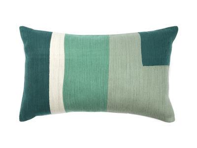 Déco - Coussins - Coussin Boro / 50 x 30 cm - Maison Sarah Lavoine - Bleu Sarah - Coton, Mousse