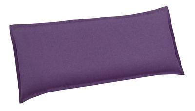 Coussin repose tête / Pour chaise longue Vetta - Emu violet en tissu