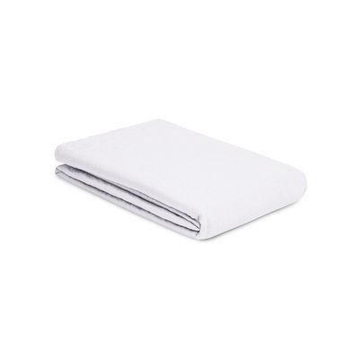 Déco - Textile - Drap plat 240 x 310 cm / Lin lavé - Au Printemps Paris - 240 x 310 cm / Blanc - Lin lavé