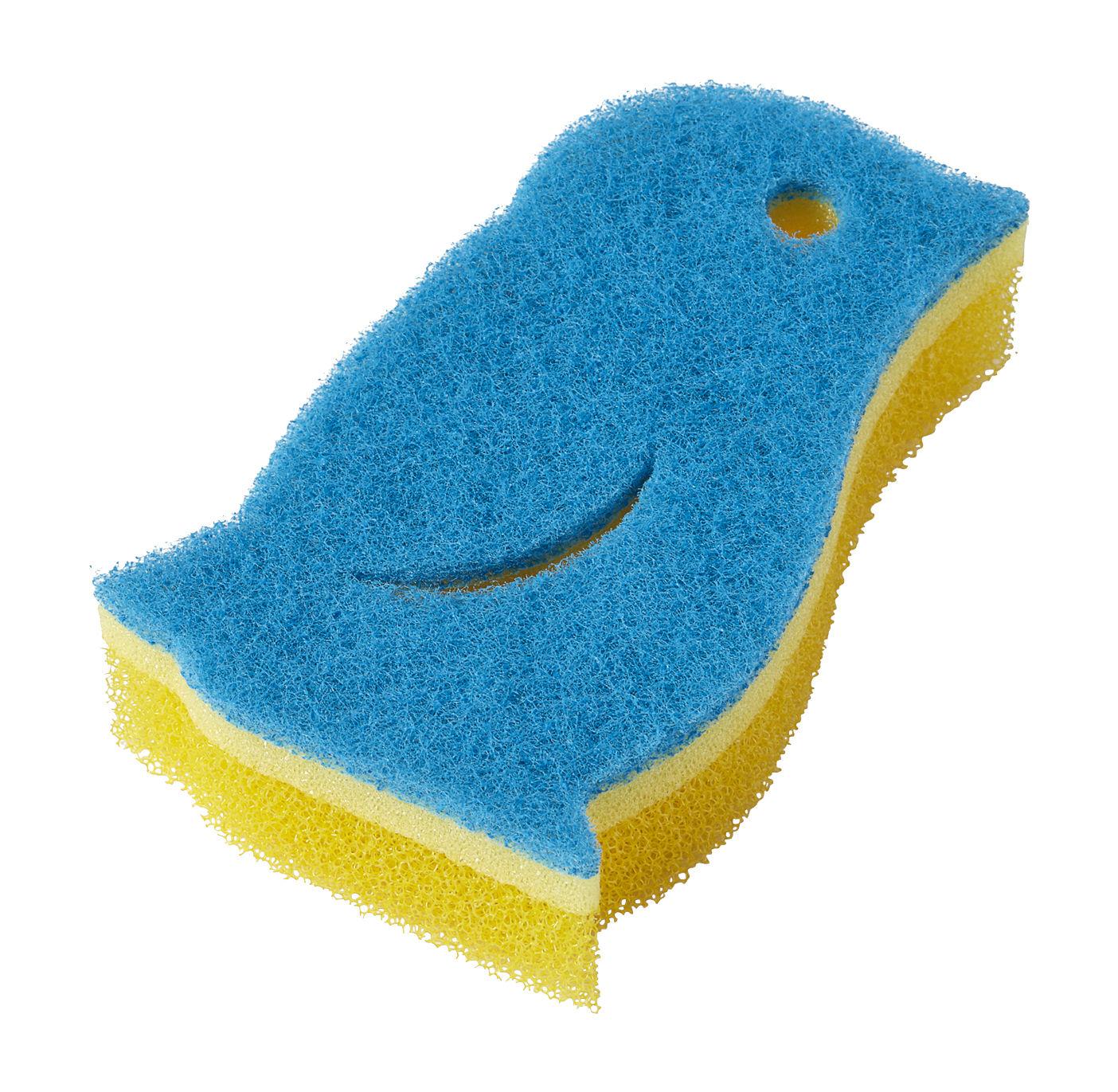 Accessoires - Accessoires salle de bains - Éponge Pingouin - Hay - Pingouin - Mousse polyuréthane
