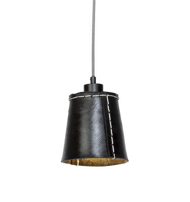 Lighting - Pendant Lighting - Amazon Pendant - / Recycled tyre by GOOD&MOJO - Black - Recycled tyre