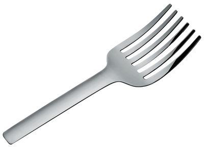Tischkultur - Salatschüsseln und Schalen - Tibidabo Spaghettigabel für Spaghetti - Alessi - Stahl - rostfreier Stahl