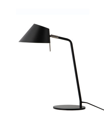 Lighting - Table Lamps - Office Table lamp - / Metal - Tilting by Frandsen - Black - Metal
