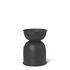 Vaso per fiori Hourglass Extra Small - / Metallo - Ø 21 x H 30 cm di Ferm Living