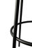 Baretto Bar stool - / H 76 cm - Solid oak & metal by Ethnicraft