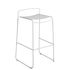 Surprising Bar stool - / Metal - H 78 cm by Fermob