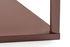 Eiffel End table - / Triangle - L 52 x H 38 cm by Hay