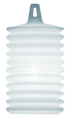 Illuminazione - Lampade da tavolo - Lampada da tavolo Lampion - Da interno di Rotaliana - Azzurro chiaro - Silicone