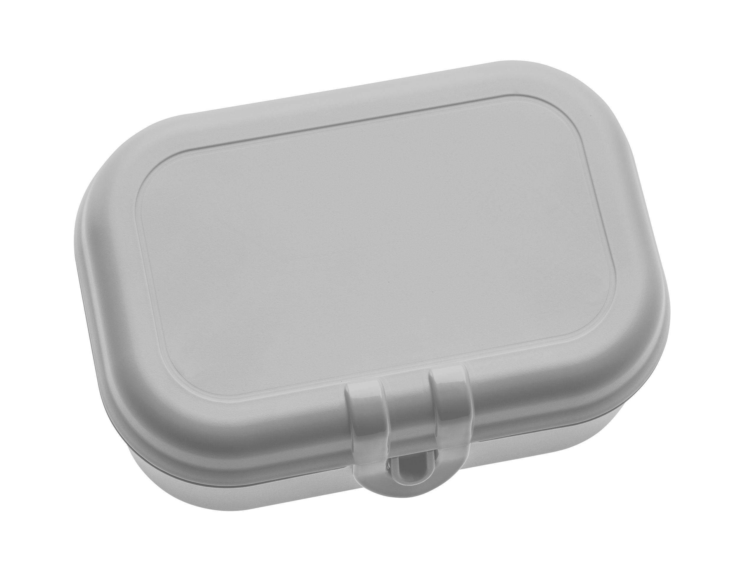 Déco - Pour les enfants - Lunch box Pascal Small - Koziol - Gris - Plastique