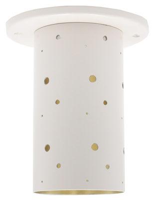 Plafonnier Jean / Applique - Non électrifié - Maison Sarah Lavoine blanc,laiton en métal