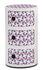 Portaoggetti Componibili La Double J - / 3 cassetti - H 58 cm di Kartell