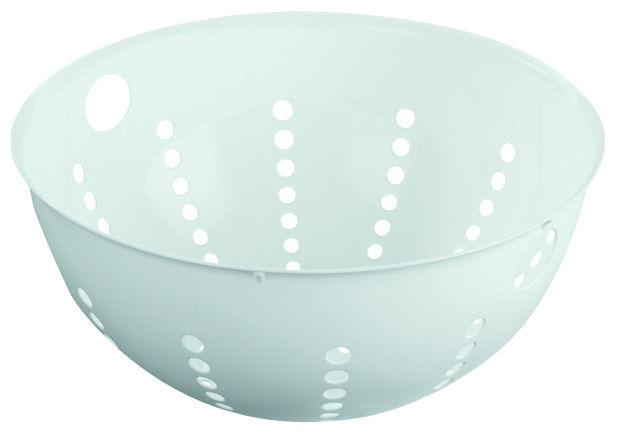 Küche - Küchenutensilien - Palsby Large Sieb Ø 28 cm - Koziol - Weiß - Plastik