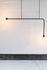 Sospensione Essentials n°18-01 - / Metallo - L 110 x H 55 cm di Serax