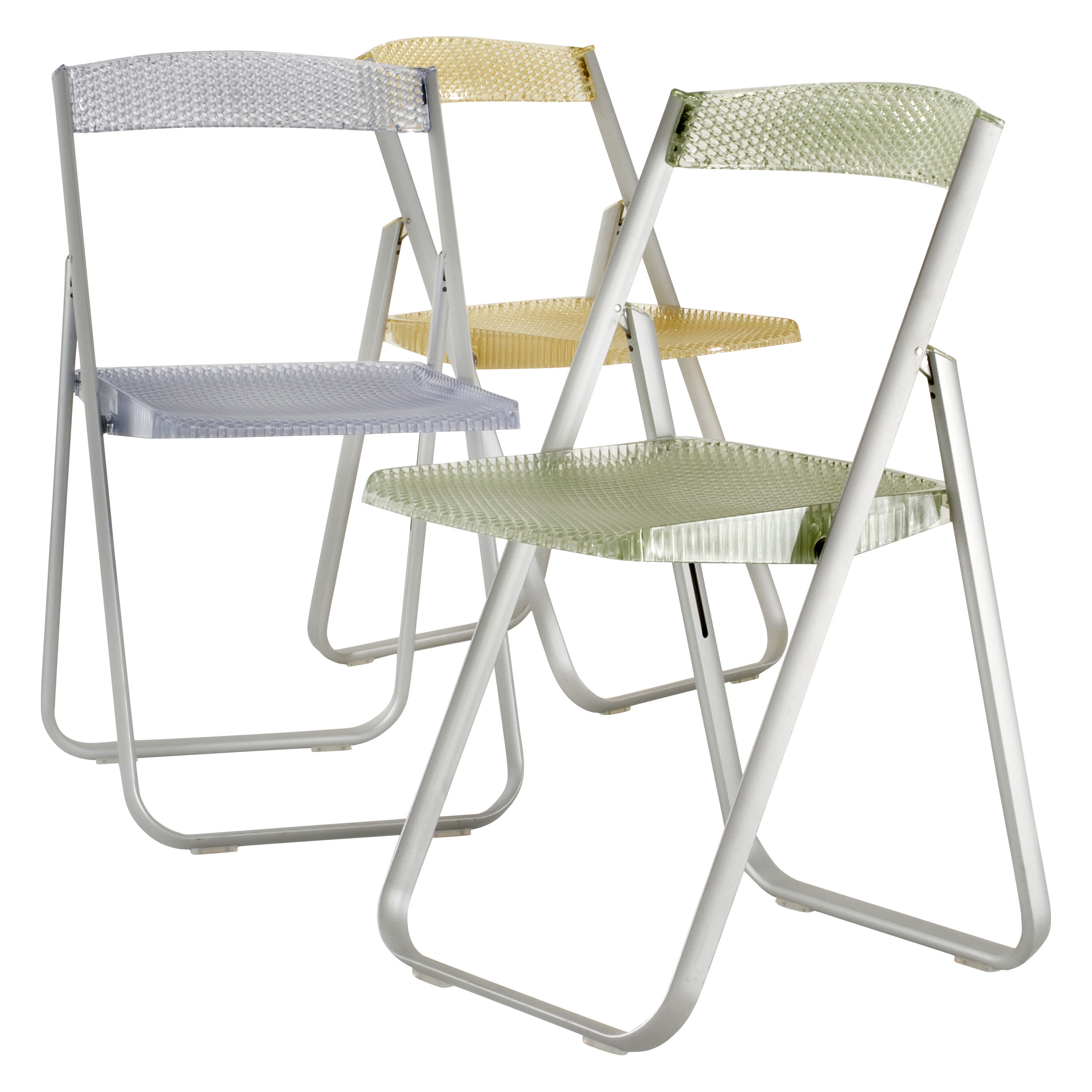 Chaise Pliante Honeycomb Kartell