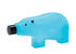 Blue bear Ice pack - / Large - L 18 cm by Pa Design