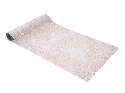 Papier peint Volutes / 1 rouleau - larg 70 cm - Petite Friture rose en papier