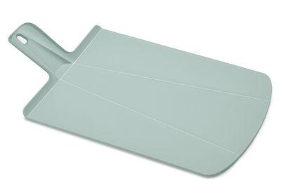 Planche à découper Chop2Pot / Pliable - L 38 cm - Joseph Joseph gris tourterelle en matière plastique