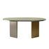 Table ovale Brandy / 220 x 100 cm - Verre - ENOstudio