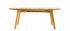 Table rectangulaire Knit / 200 x 100 cm - Teck - Ethimo