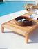 Tavolino Synthesis - / 85 x 155 cm - Teck di Unopiu