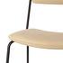 Chaise rembourrée Double jeu / Coton - Maison Sarah Lavoine