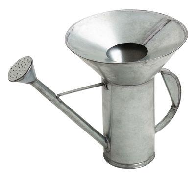 Outdoor - Vasi e Piante - Innaffiatoio Idro - / 2 litri di Internoitaliano - Metallo - Lamiera galvanizzata